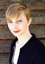 Chelsea Manning, 18 May 2017
