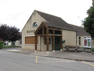 Chenou Commune in Île-de-France, France