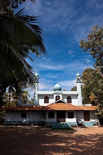 Cheraman Juma Mosque - The renovated Cheraman Juma Mosque