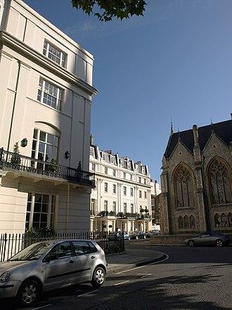 Belgravia - Chester Square.