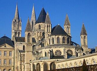 Abbey of Saint-Étienne, Caen - Abbaye aux Hommes