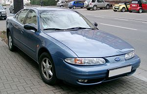 Oldsmobile Alero - Chevrolet Alero (Europe)
