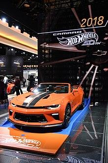 Chevrolet Camaro (sixth generation) - Wikipedia