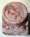 Chiave di volta con impresa dell'unicorno, xv secolo.jpg