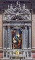 Chiesa di Santa Maria della Pace altare Nepomuceno Batoni Calegari Brescia.jpg