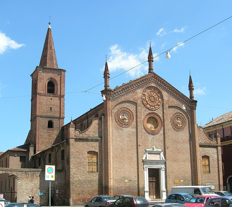 Santo Stefano, Ferrara