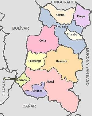 Chimborazo Province - Image: Chimborazo