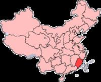 Fujian Provinz