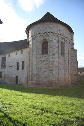 Image illustrative de l'article Abbaye de Saint-Hippolyte