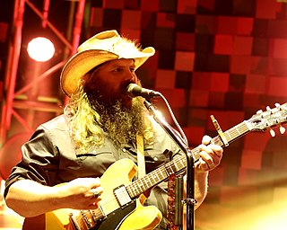 Chris Stapleton American country music singer-songwriter