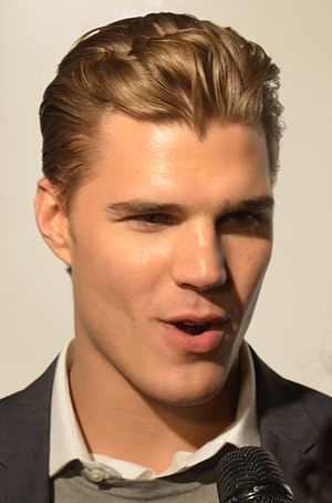 Chris Zylka - Zylka at The Ripple Effect red carpet event for the Water Project in 2011