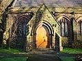 Christ Church, Charnock Richard, Porch - geograph.org.uk - 611172.jpg