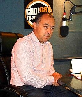 Christian Dubé (politician) Canadian politician