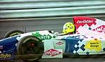 Christian Fittipaldi - Footwork FA15 at the 1994 British Grand Prix (32500439456).jpg