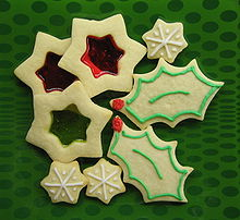 Christmas Cookie Wikipedia