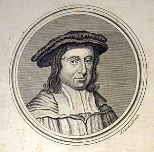 Christopher Gibbons - Christopher Gibbons, 1664 (engraving by J. Caldwell from a portrait at Oxford)