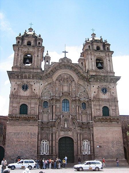 Archivo:Church-la-compania-Cusco.jpg
