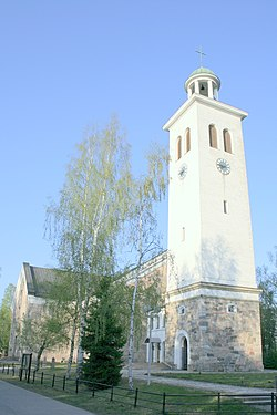 Orimattila Church