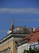 Church & Satellite Dishes (4728932913).jpg