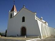 Church Azinhal Algarve Portugal.JPG
