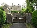 Church gates, St. Michael & All Angels, Poulton - geograph.org.uk - 1948842.jpg
