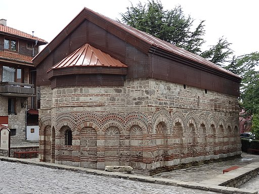 Church of Paraskevi in Nesebar 01