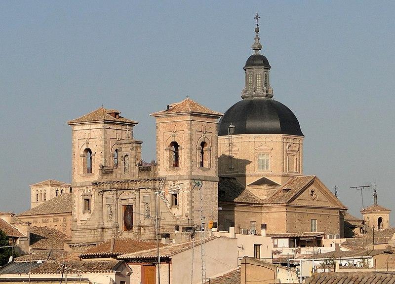 File:Church of San Ildefonso, Toledo.jpg