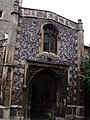 Church of St George Tombland - Princes Street, Norwich - church door gate.jpg