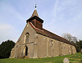 Church of St Thomas, Upshire, Essex, England - from the south-west.jpg
