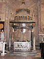 Ciborium of Cathedral of St. Lawrence in Trogir.jpg