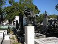 Cimitirul Bellu ortodox - (Mormantul lui Toma Caragiu), Bucuresti (detaliu 2).JPG