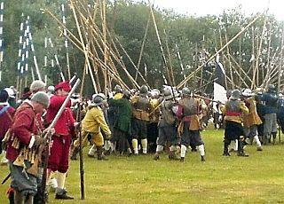 Battle of Turnham Green Battle of the First English Civil War