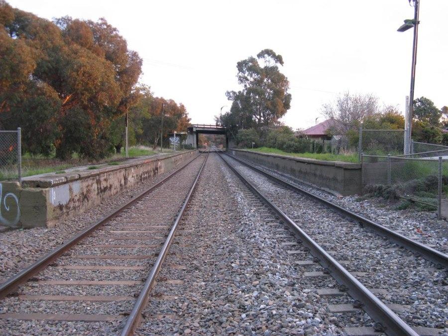 Clapham railway station, Adelaide