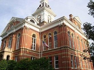 Clarinda, Iowa - Image: Clarinda 2