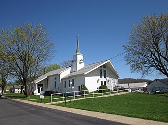 Muncy Creek Township, Lycoming County, Pennsylvania - Clarkstown is a village in the township