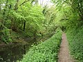 Classic canal cutting - geograph.org.uk - 1296003.jpg