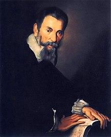 Портрет Клаудіо Монтеверді роботи Бернардо Строцці, 1640