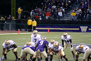 2008 Notre Dame Fighting Irish football team - Jimmy Clausen directs the ND offense