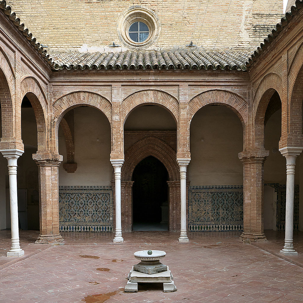Cloitre de la Cartuja à Séville - Photo de José Luis Filpo Cabana