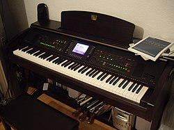 Yamaha Digital Piano Weighted Keys