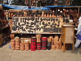 Arts And Handcrafts Street Market