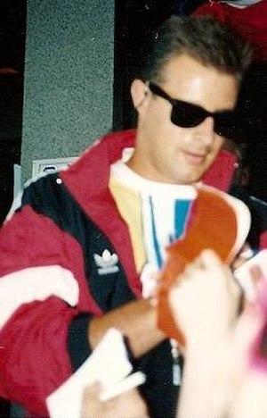 Clayton Blackmore - Image: Clayton Blackmore juli 1991