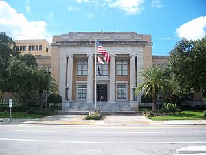 Clearwater, Florida - Old Pinellas County Courthouse