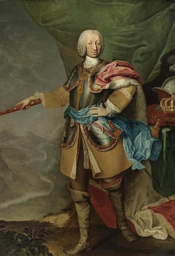 Clementi, attributed to - Charles Emmanuel III in Armour.jpg