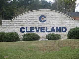 Cleveland, Texas City in Texas, United States