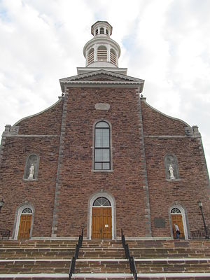 Roman Catholic Diocese of Burlington - Co-Cathedral of Saint Joseph