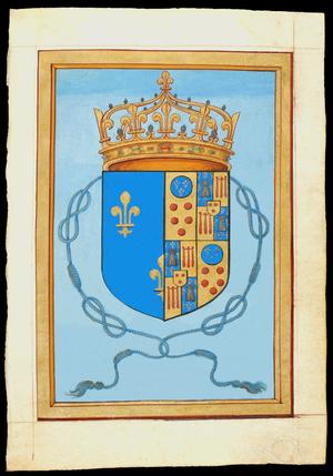 CoA Catherine de'Medici