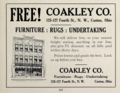 Coakley Co Furniture Rugs Undertaking Canton Ohio 1915.tiff