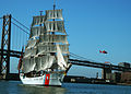Coast Guard Cutter Eagle Arrives in San Francisco (2697779452).jpg