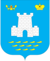 Coat of airms o Alushta